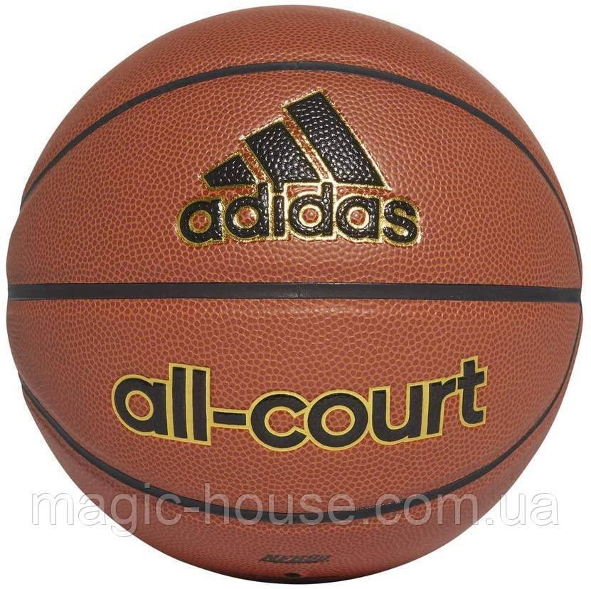 Баскетбольный мяч adidas All Court Basketball размер 5