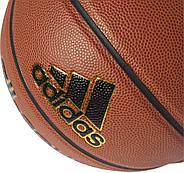 Баскетбольный мяч adidas All Court Basketball размер 5, фото 3