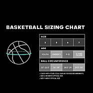 Баскетбольный мяч adidas All Court Basketball размер 5, фото 4
