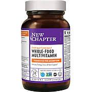 Ежедневные Мультивитамины Для Мужчин, Every Man, New Chapter, 24 Таблетки