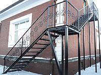 Лестницы в доме на второй