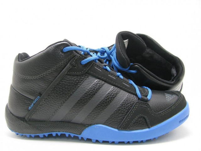 Необычайная легкость зимних кроссовок Adidas Daroga — отличный новогодний подарок