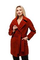 Жіноче пальто утеплене Мілена, фото 1