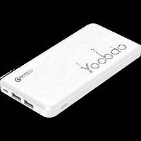 Power bank Yoobao PL12QC 2.0 12000mAh (White), фото 1