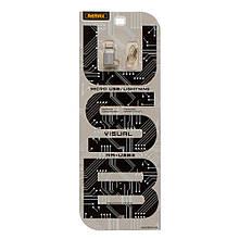 Кабель Otg Remax RA-USB2 Visual Micro - Lightning SKL11-232023