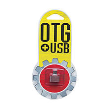 Кабель Otg to Micro RS060 SKL11-231938
