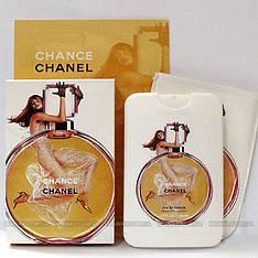 (50ml) Chanel - Chance 50ml Woman (компактная парфюмерия в чехле)