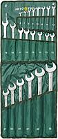 Набор ключей Автотехника в брезентовом планшете 22 шт 101220-К