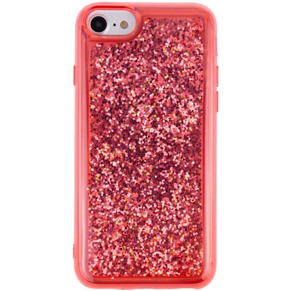 """Переливающийся чехол Sparkle с блестками для Apple iPhone 7 / 8 (4.7"""")"""