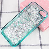 """Переливающийся чехол Sparkle с блестками для Apple iPhone 7 / 8 (4.7""""), фото 3"""