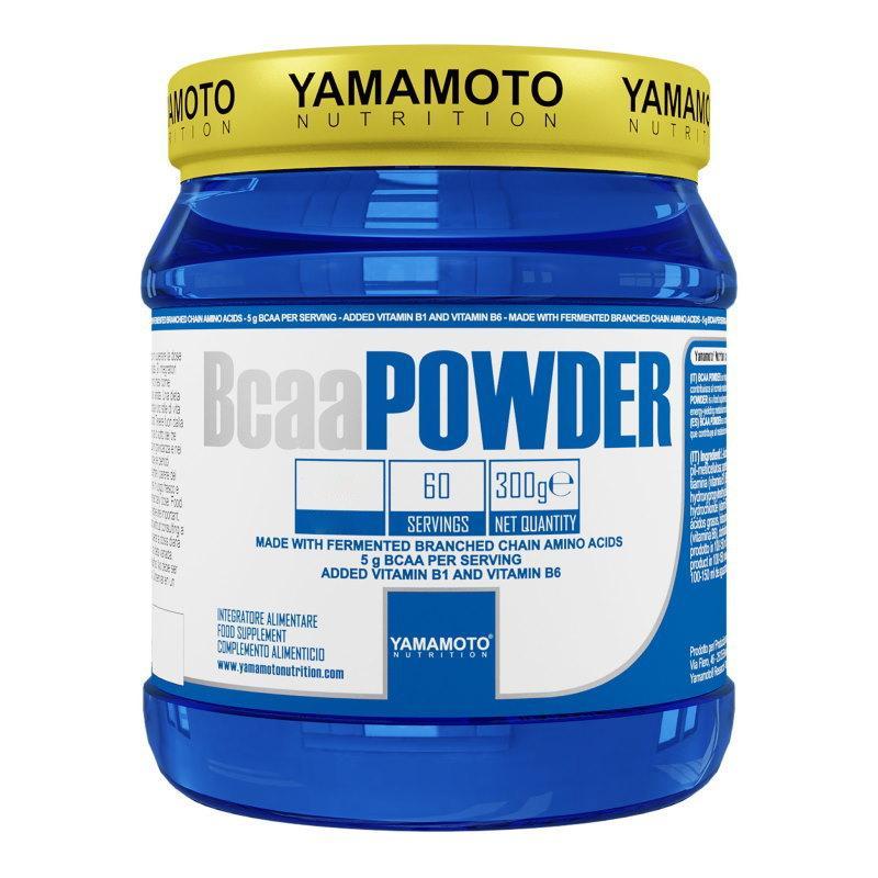 BCAA Yamamoto BCAA Powder, 300 грамм Апельсин