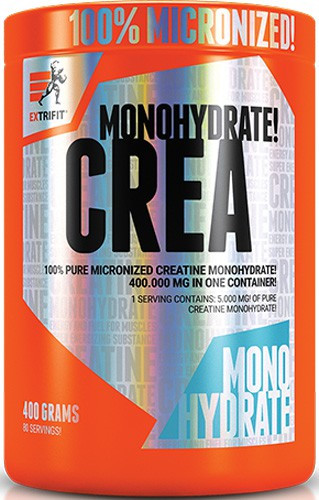 Креатин Extrifit Crea Monohydrate, 400 грамм