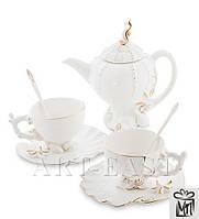 Чайный набор ''Морская ракушка'' на 2 персоны (Pavone)