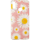 Чехол Deep Shine Flowers Case для Xiaomi Redmi 7 Chamomile, фото 3