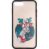 Чехол Gelius Print Case для Apple iPhone 7 Plus/8 Plus Black (6), фото 4