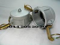 БРС Камлок  5026 ( Camlock ) тип DС - крышка защитная для штуцеров., фото 1