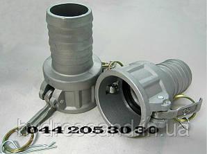 БРС Камлок 5022 (Camlock) тип С — стична муфта з хвостовиком під шланг