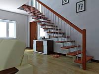 Лестницы в доме на второй этаж