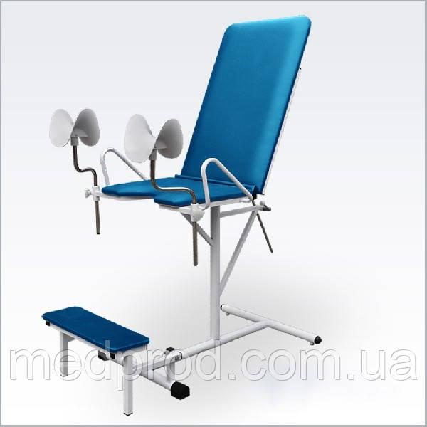Кресло смотровое гинекологическое КГ-1МЭ Эконом