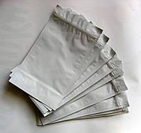 Пакет для кофе белый ZIP250, фото 1