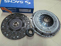 Комплект сцепления Audi A4, A6 VW Passat 1.9 TDI 028 198 141 CV (производство Sachs ), код запчасти: 3000815001
