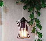 Подвесная люстра на 3-лампы SANDBOX/SP-3 E27 чёрный, фото 5