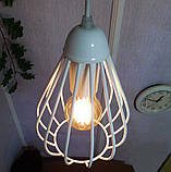 Подвесная люстра на 3-лампы FANTASY/SP-3W E27 белый, фото 4