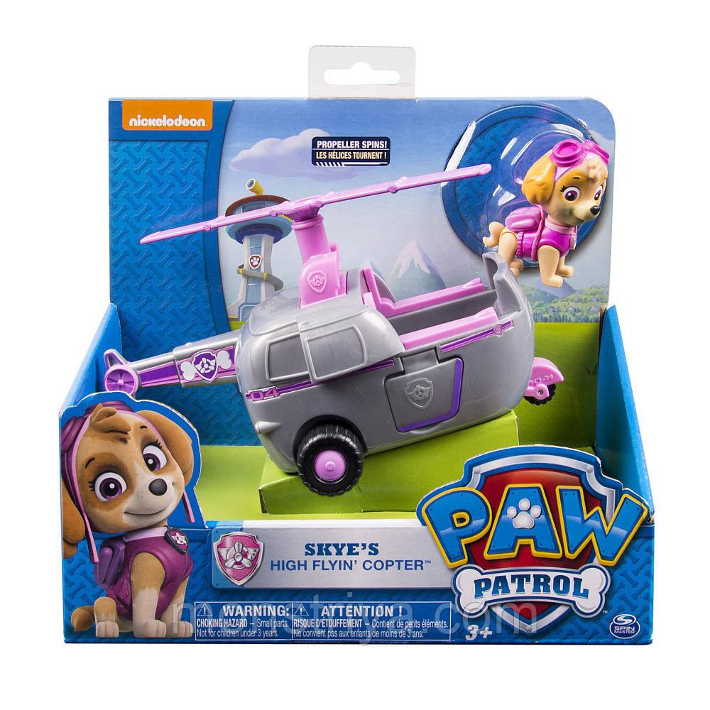 Игрушка щенячий патруль Воздушная собака Скай - фото 1