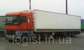 Грузоперевозка грузов по  Ровенской области- 20-ти тонниками