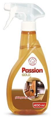 Полироль для мебели Passion Gold 400 мл