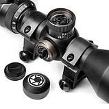 Прицел оптический Barska Contour 3-9x42 (IR Mil-Plex)+ Mounting Rings, фото 2