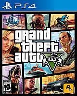 GTA 5 (Grand Theft Auto V) (PS4)