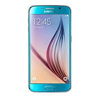 Samsung G920F Galaxy S6 32GB Blue topaz 3мес., фото 1