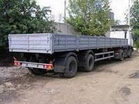 Грузовые перевозки длинномерами по Ровенской области
