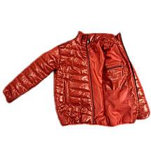 Куртка демисезонная для мальчиков (красный), фото 2