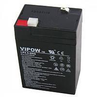 Аккумулятор гелевый 6V 4.5Ah VIPOW