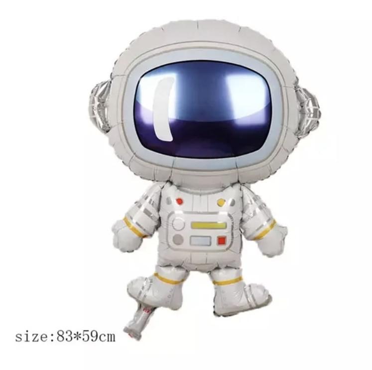 Шар  Космонавт 83х59 см