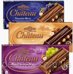 Шоколад шато chateau