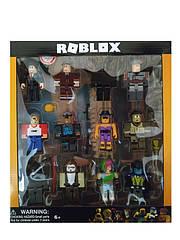 Игровой набор Roblox 12 героев. Профессии