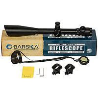 Прицел оптический Barska GX2 10-40x50 SF (IR Mil-Dot R/G), фото 1