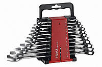 Набор ключей рожково-накидных 11пр. (8-22 мм) Force 5115