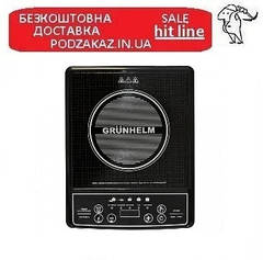 Плита электрическая настольная Grunhelm GI-A2213