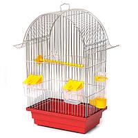 Клітка для папуги Ретро (280х180х450),цинк