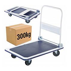 Візок вантажний платформенний Siker PH300