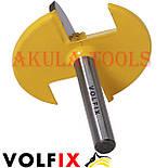 Пазовая фасонная галтельная фреза VOLFIX FZ-120-240 d6, фото 6