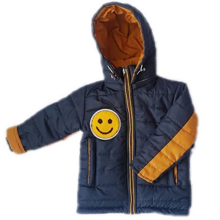 Куртка демисезонная для мальчиков (хаки), фото 2