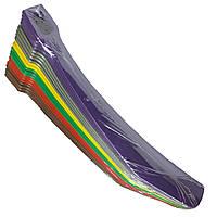 Ложка для обуви 190мм пластик разные цвета