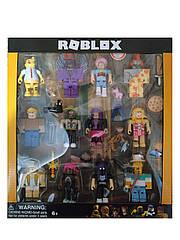 Игровой набор Roblox 12 героев. Стиляги