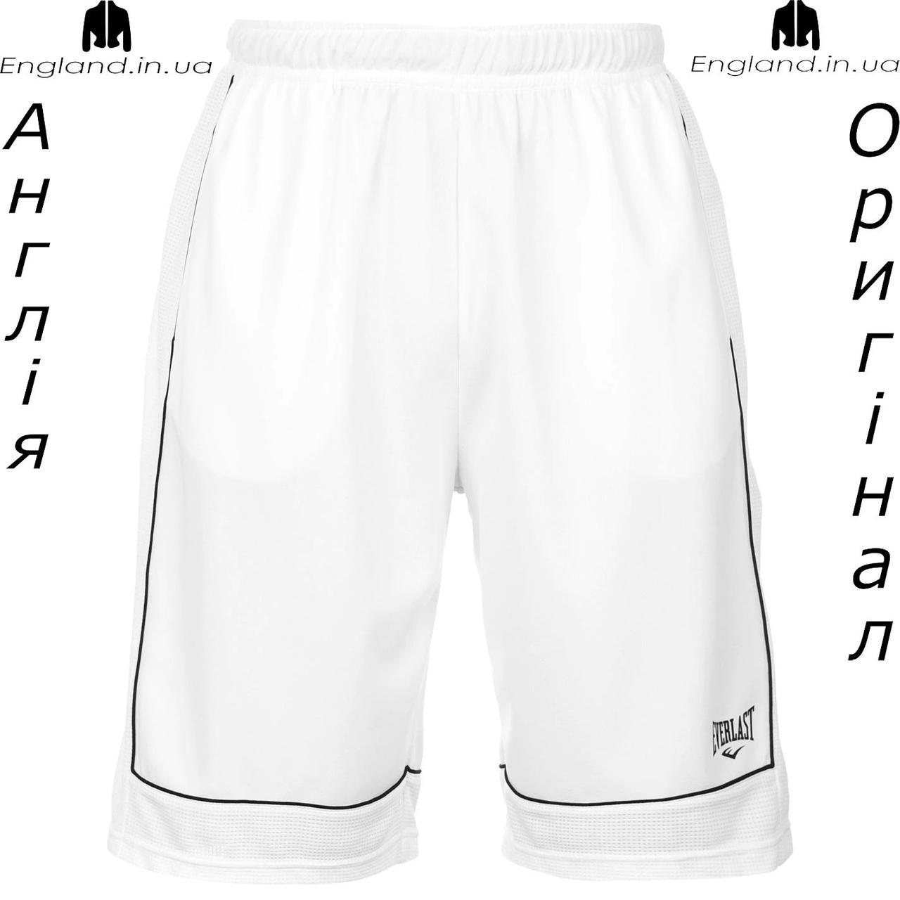 Шорты мужские Everlast из Англии - для баскетбола