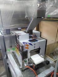Машина для производства тестовых заготовок для пельменей вареников  Vector jzp-01 (ручная лепка)